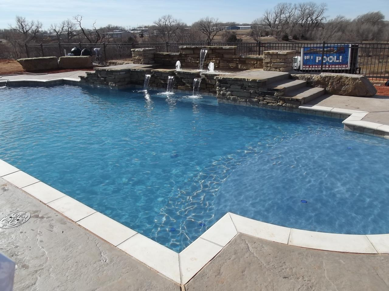 thompson swimming pools waterfeatures